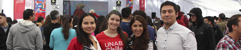 Imagen destacada Equipo Internacional UNAB