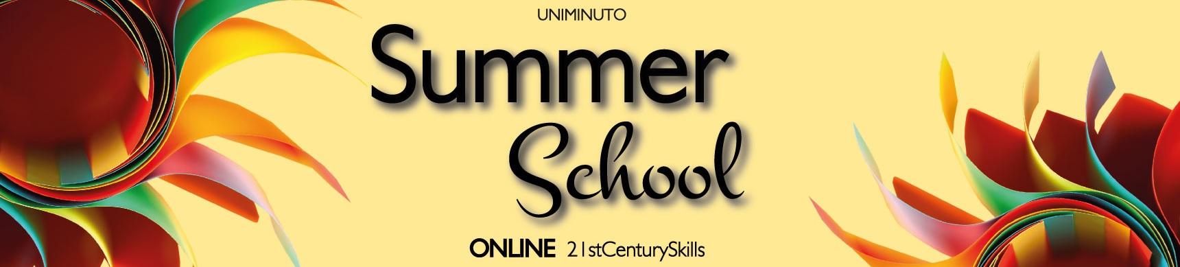 Universidad colombiana invita a Online Summer School