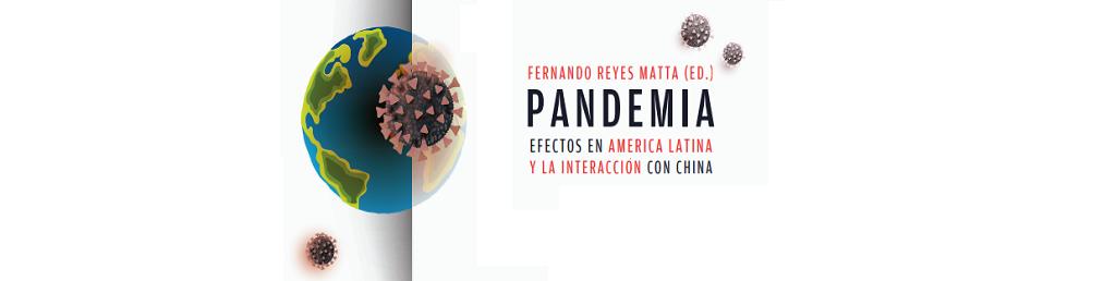 Libro analiza la pandemia en contexto global