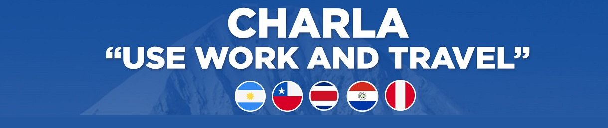 USE Exchange Chile realizará charla de work&travel