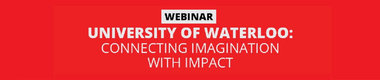 University of Waterloo promoverá su expertise en investigación