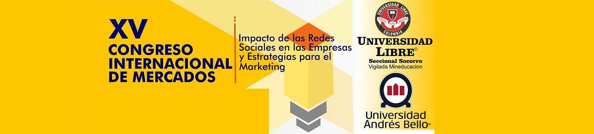 Inscríbete en el XV Congreso Intl. de Mercados
